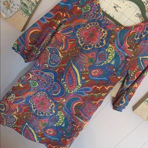 Adorable print Tibi dress